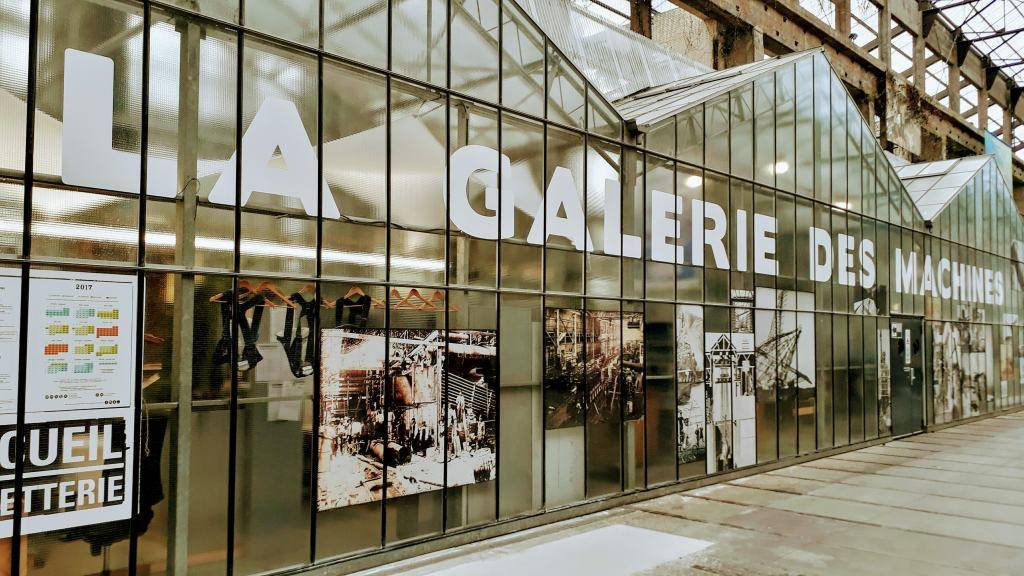 La Galerie des Machines