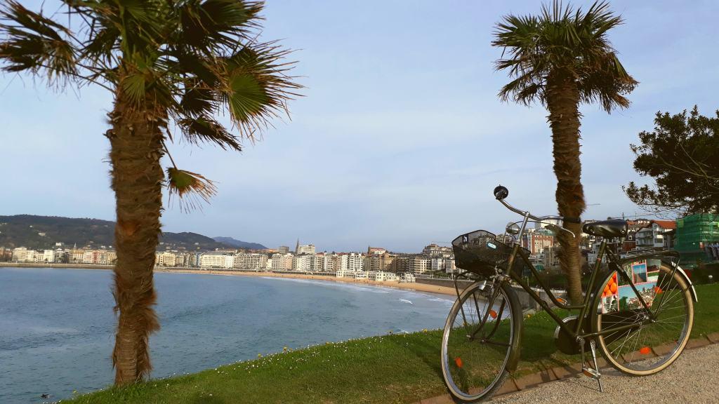 ...¡incluso perfecta para bicicletas, también!