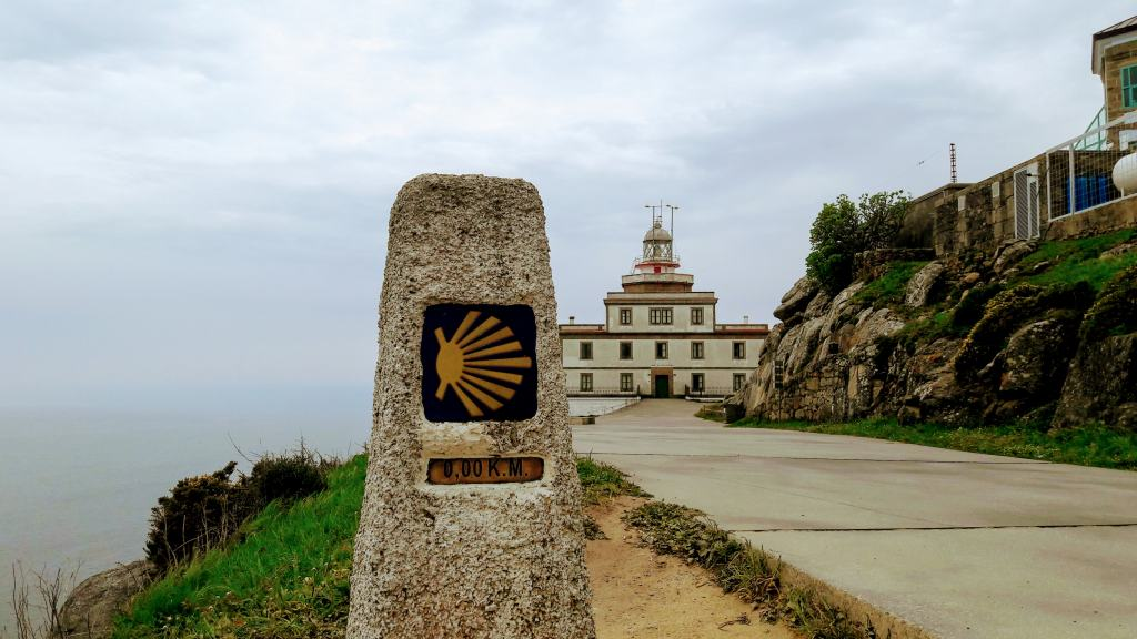 Fisterra: El fin del mundo - o al menos del Camino de Santiago