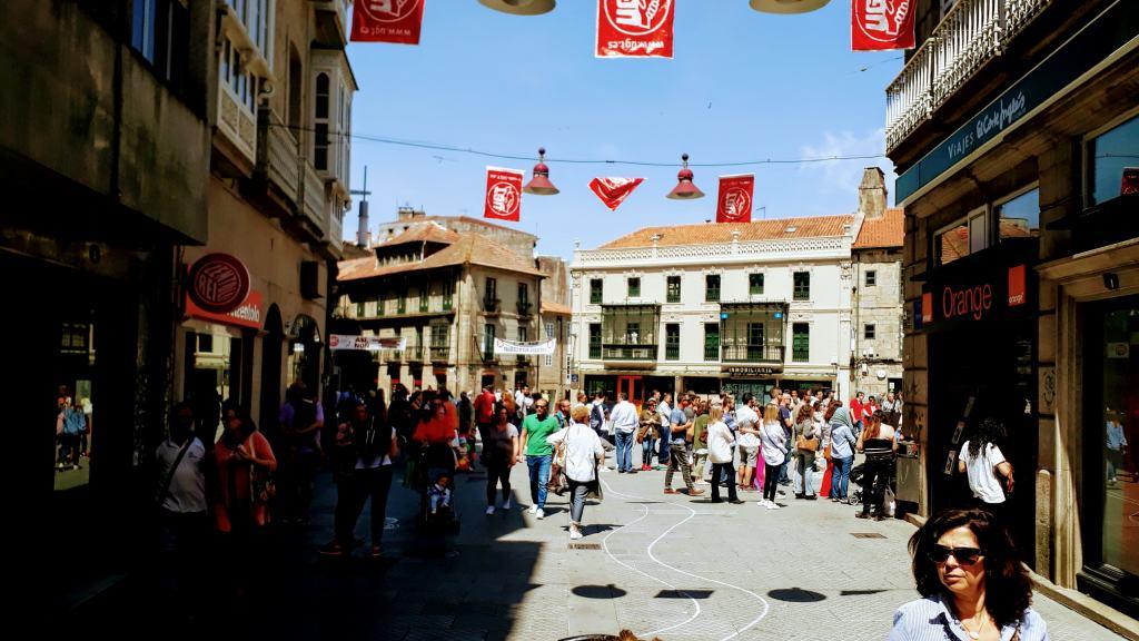 Centro de Pontevedra