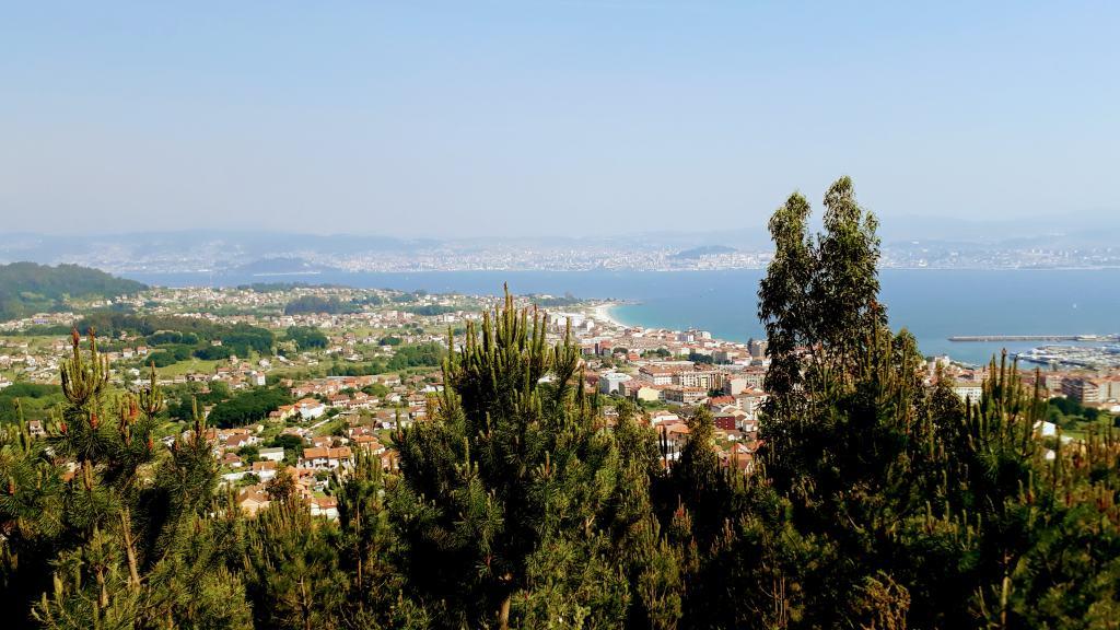 Vista desde Mirador Balcón do Rei