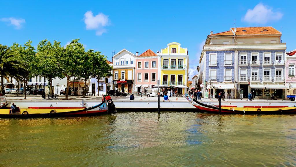 Aveiro: Venecia de Portugal