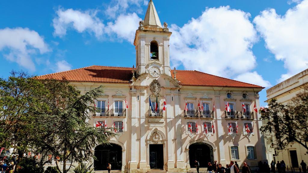 Ayuntamiento (Câmara Municipal De Aveiro)
