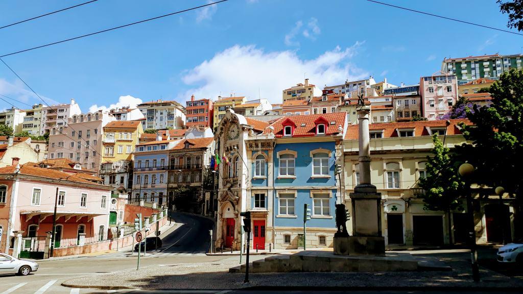 Casco antiguo de Coimbra