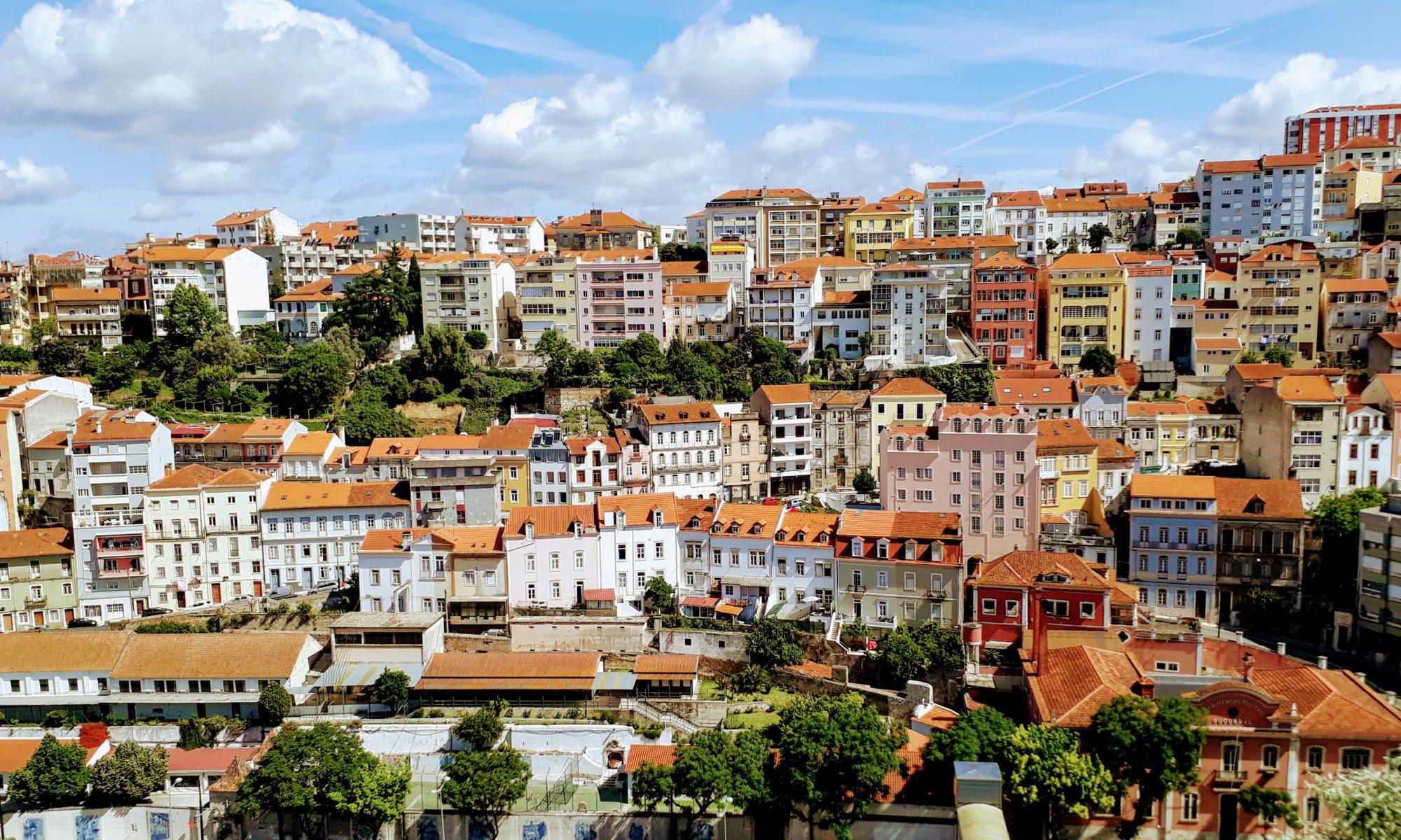 Coimbra: Universidad más antigua de Portugal