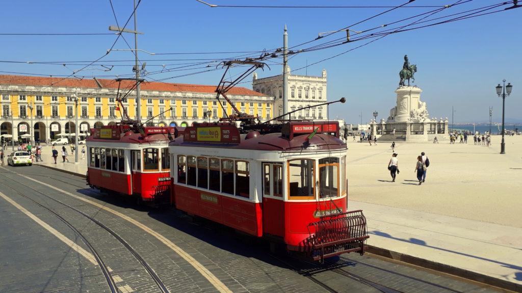 Lisboa en Hills Tramcar Tour