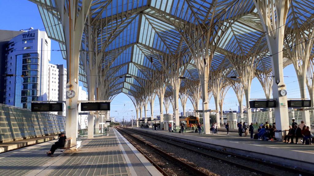 Estação do Oriente