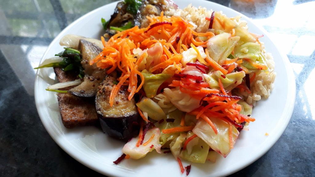 Restaurante Vegetariano Alfarroba