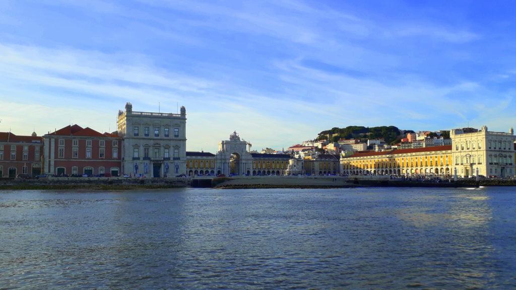 Lisboa en velero