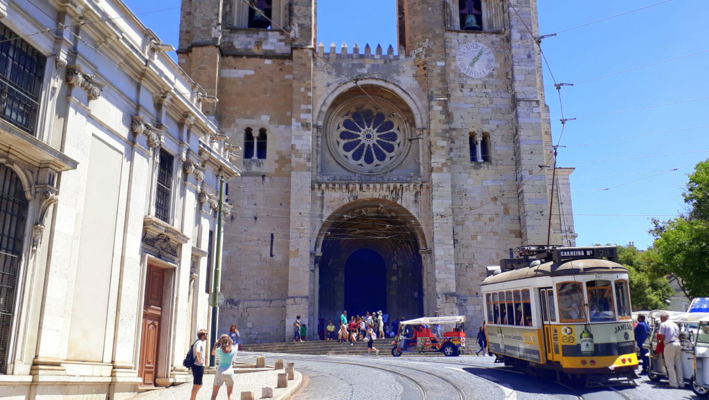 Lisboa por la línea de tranvía 28E