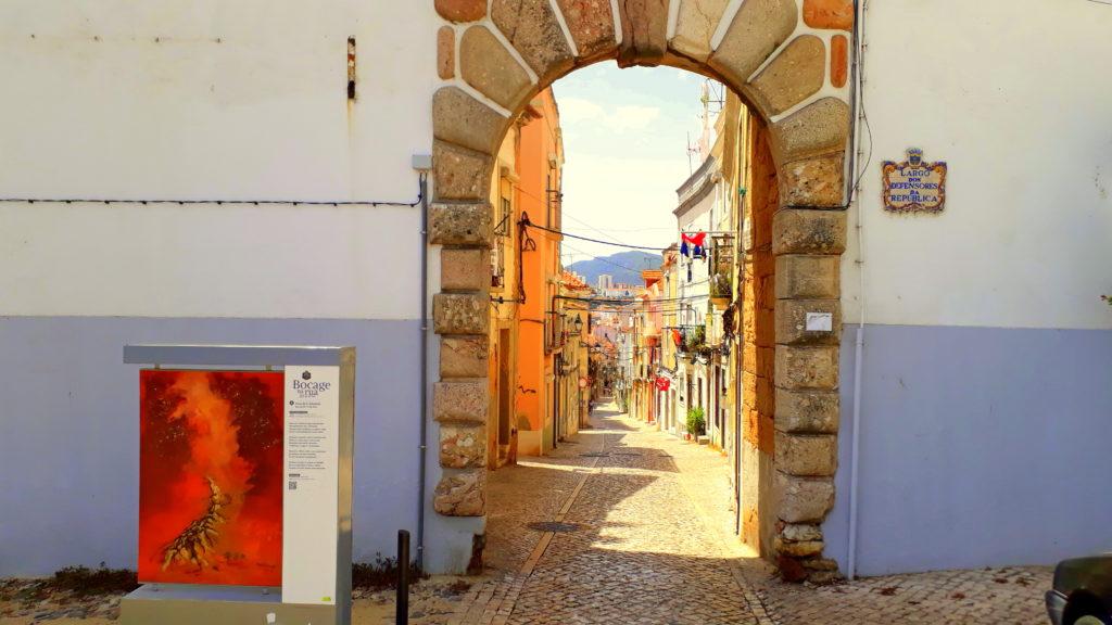 Porta de São Sebastião