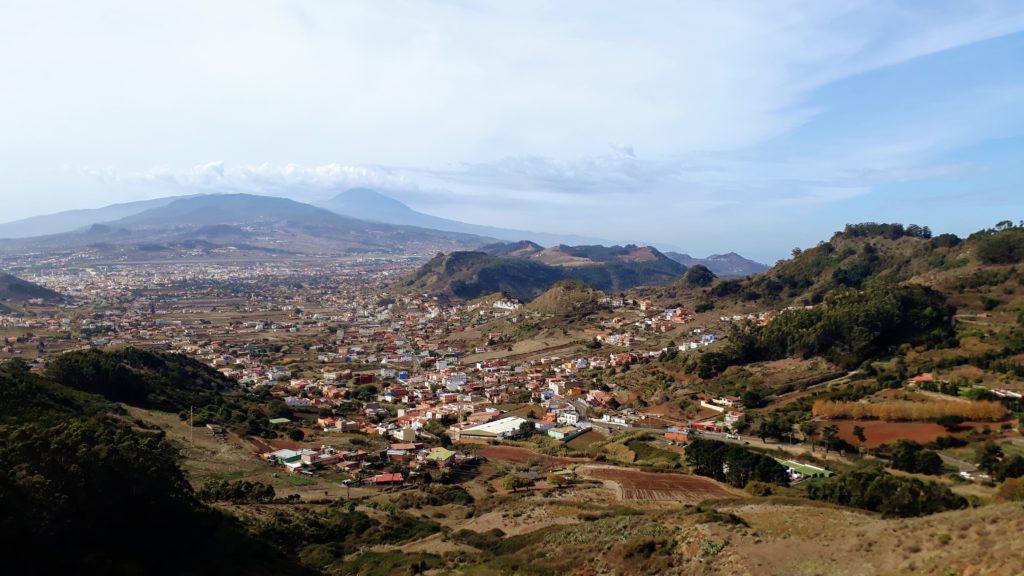 Vista desde el Mirador Cruz del Carmen