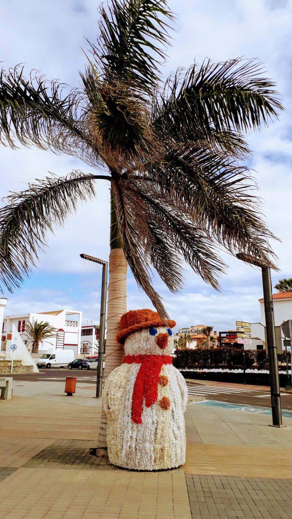 Navidad en Fuerteventura