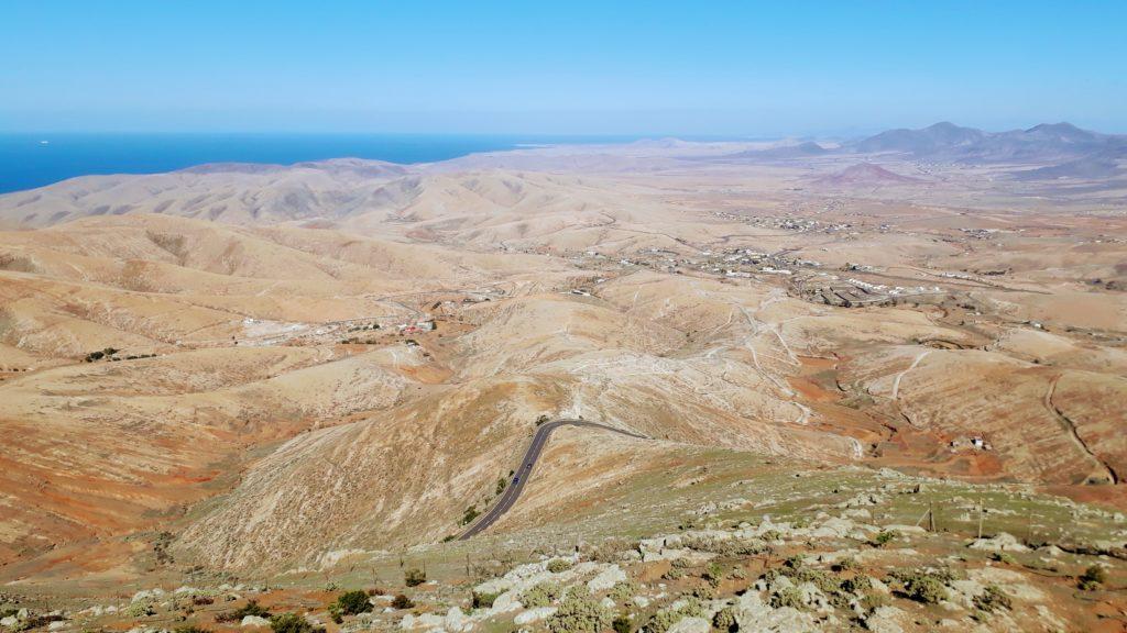 Vista desde el Mirador de Morro Velosa
