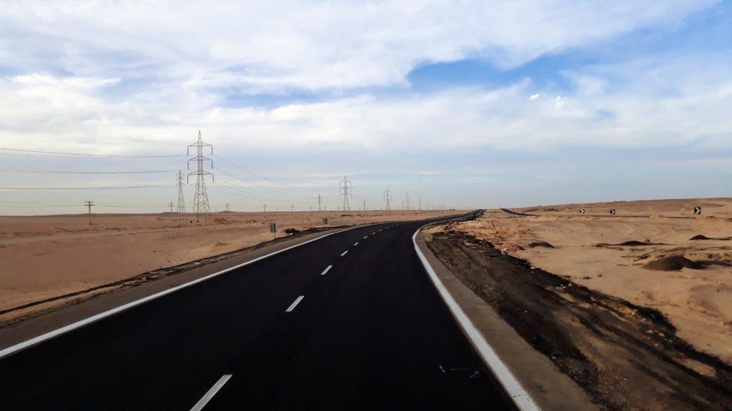 Desierto sin fin