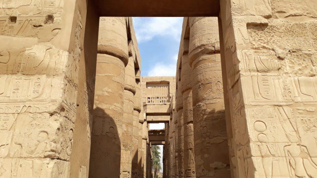 Templo de Karnak en Luxor