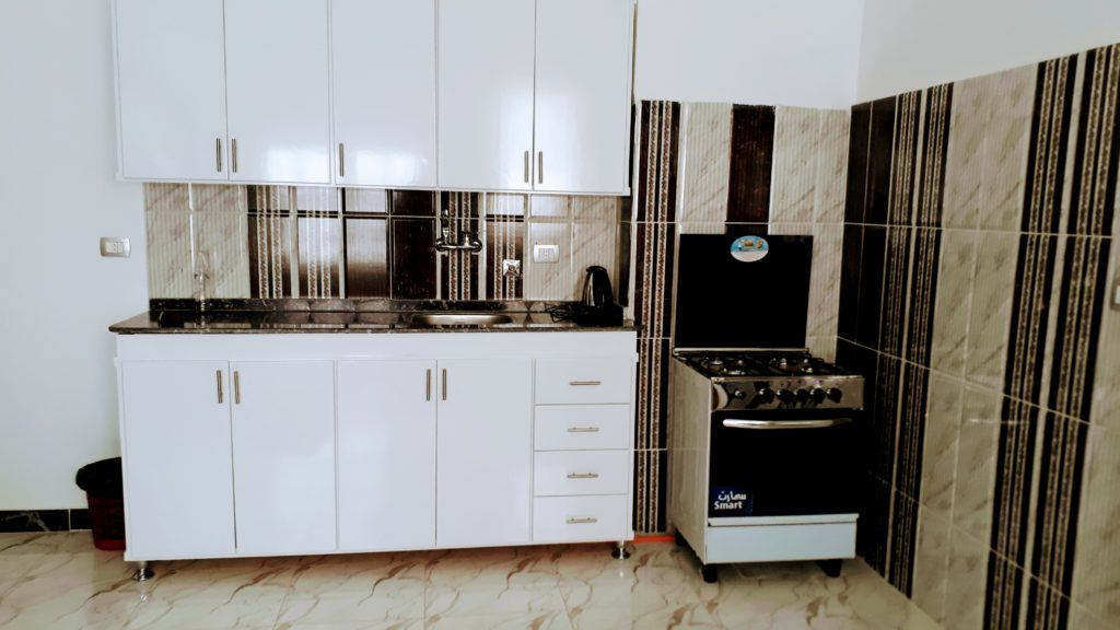 Cocina de Sunset View Apartments