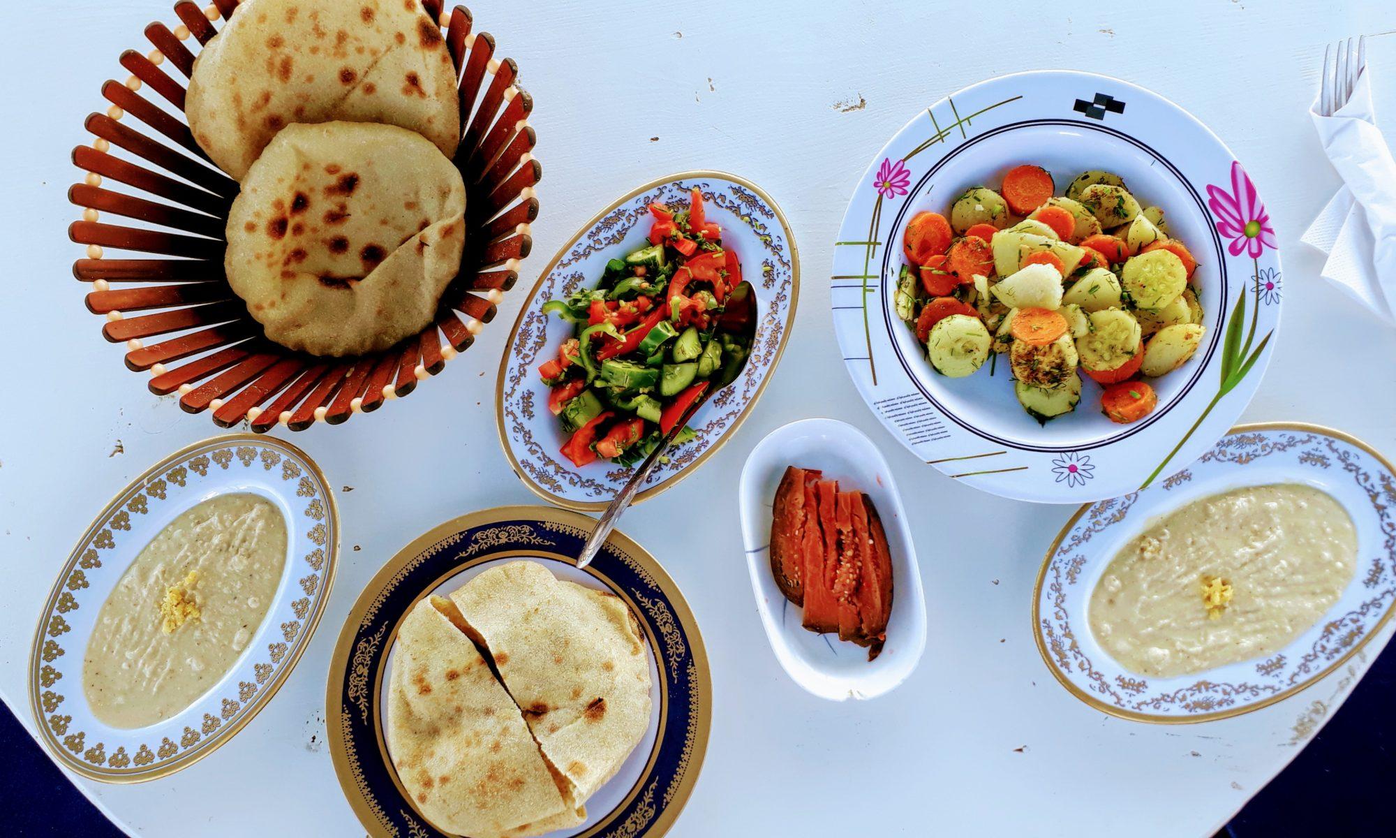 Vegano en Egipto
