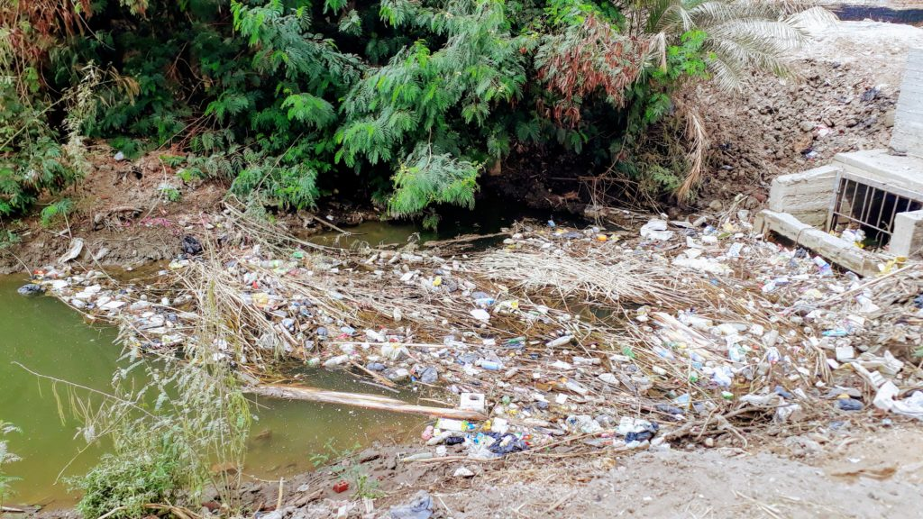 Una corriente que, obviamente, sirve para la eliminación de residuos