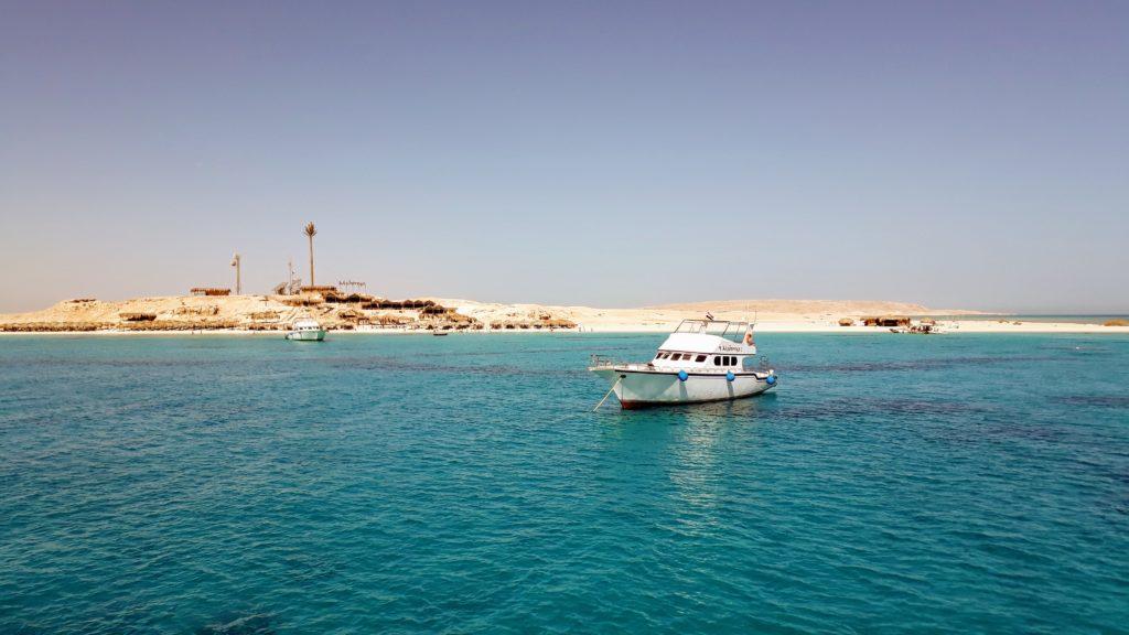 Giftun Island: Aquí se puede bucear y tomar el sol