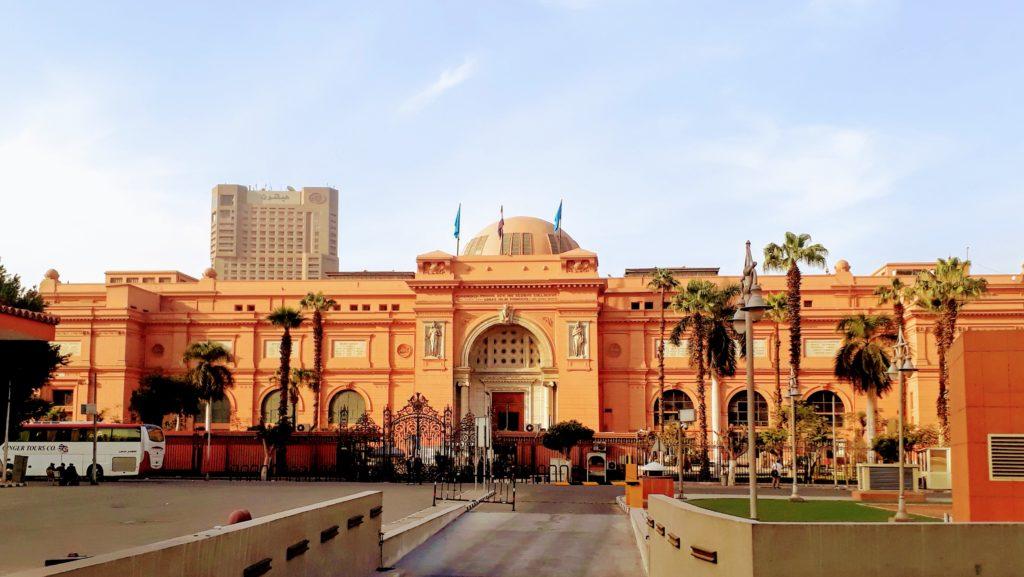 El Museo Egipcio de El Cairo, el museo de arte egipcio antiguo más grande del mundo
