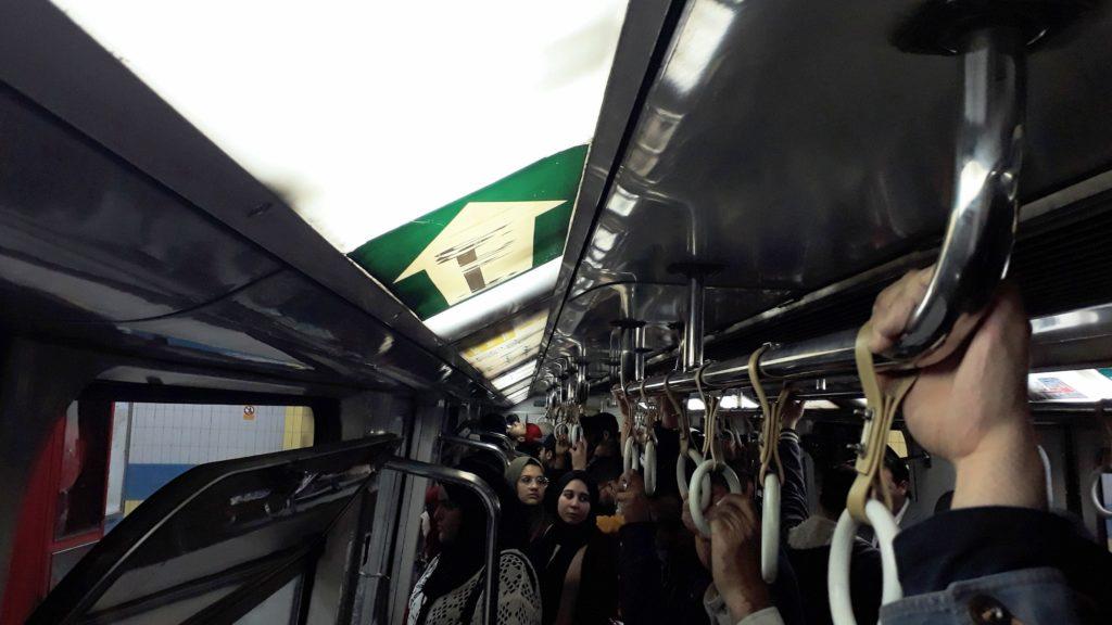 Metro de El Cairo