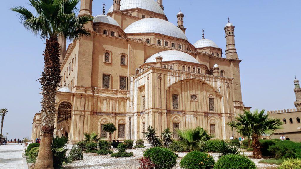 Mezquita de Muhammad Alí en la Ciudadela de Saladino