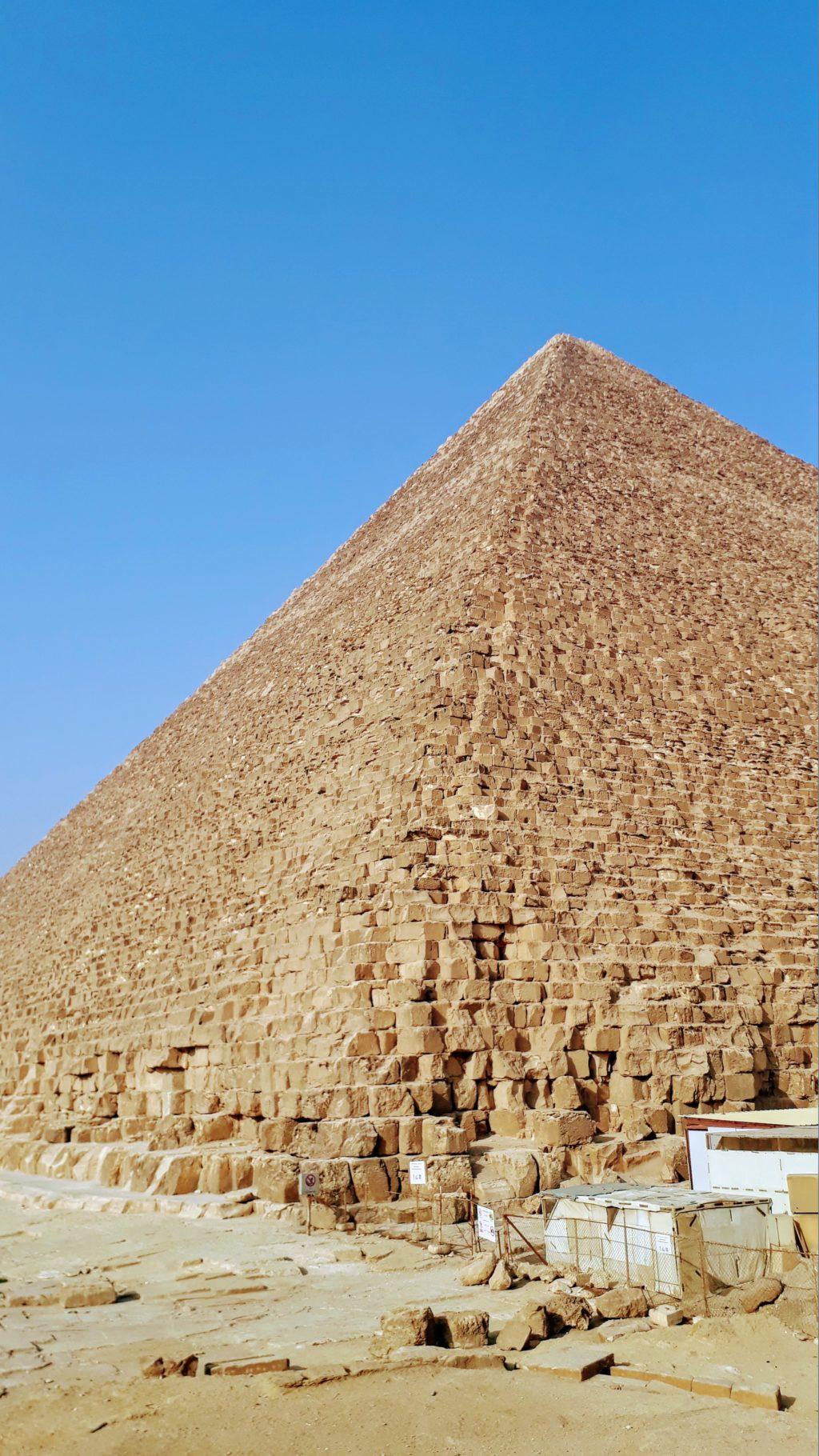 """Las famosas pirámides de Guiza son probablemente en todas las listas """"qué ver en Egipto"""""""