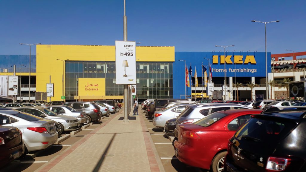 Ikea El Cairo