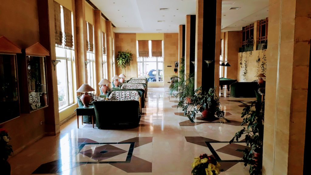 Lobby en Sea Garden Resort