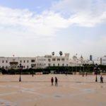 Túnez: vista desde la Place du Gouvernement a la medina