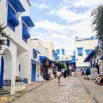 Sidi Bou Saïd: Perla Azul-Blanca en el Mediterráneo