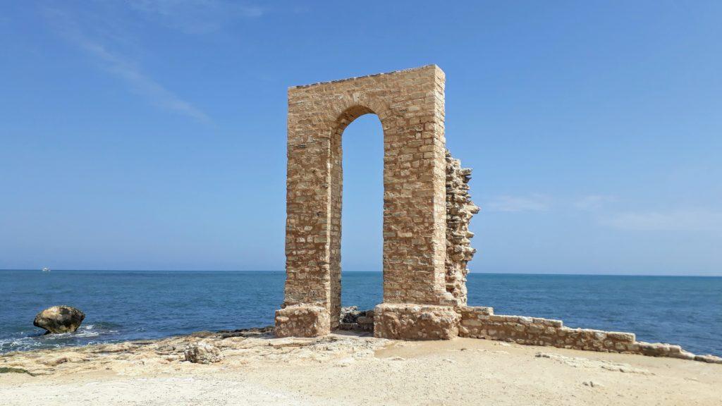 """""""Puerta del mar"""" Bab El Bhar"""