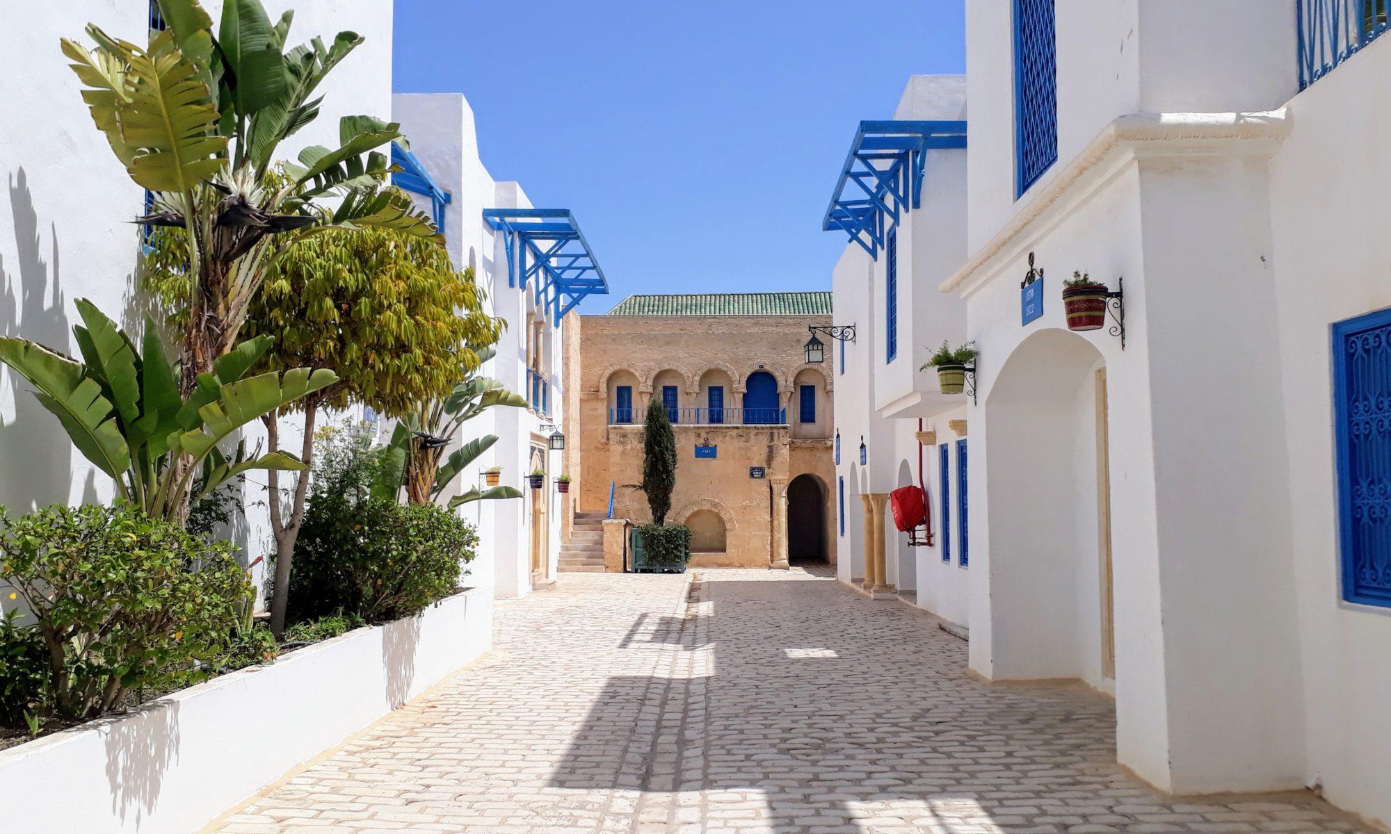 Hammamet & Yasmine Hammamet: Pequeño Túnez