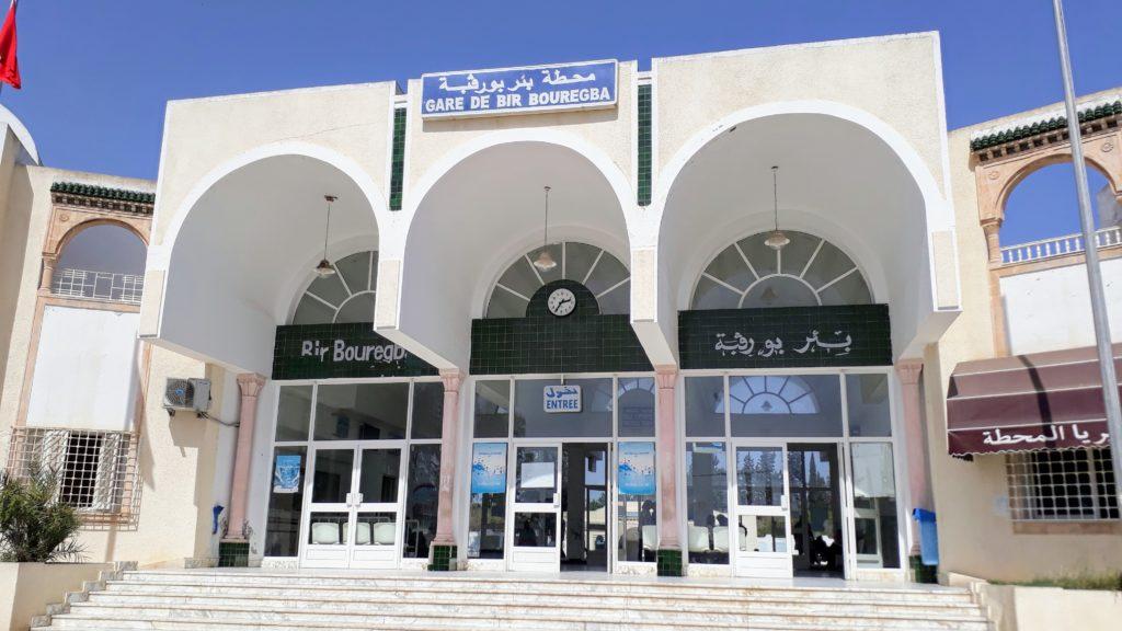 Estación de tren Bir Bou Rekba