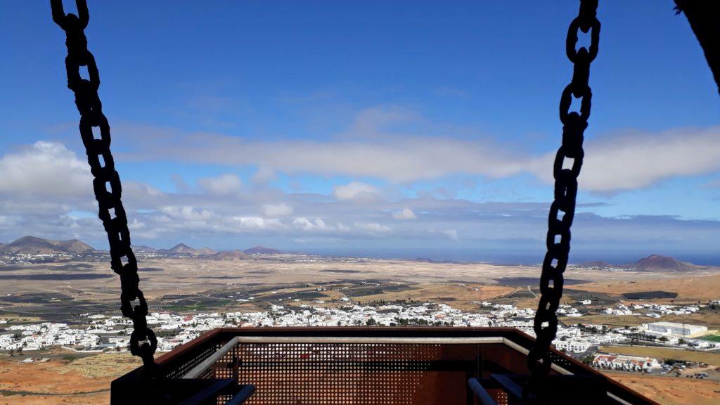 Vista desde el Castillo de Santa Bárbara