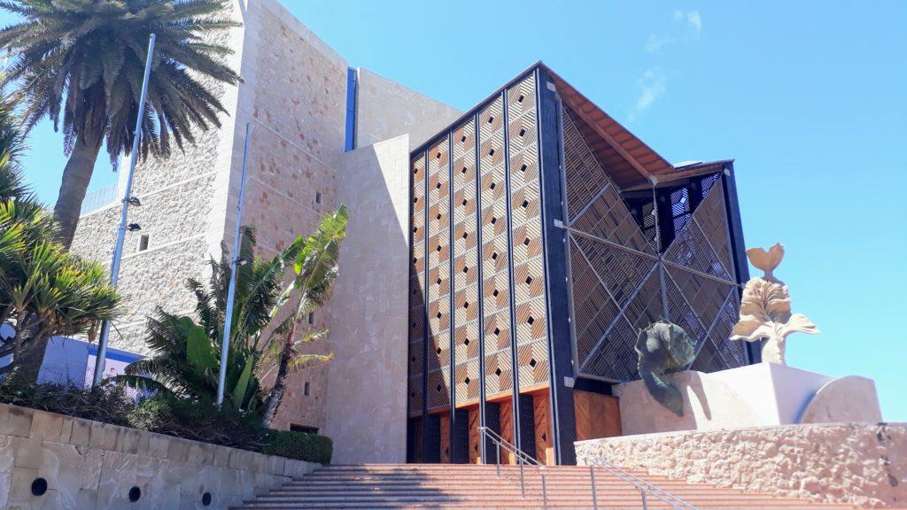 Auditorio Alfredo Kraus en Las Palmas de Gran Canaria