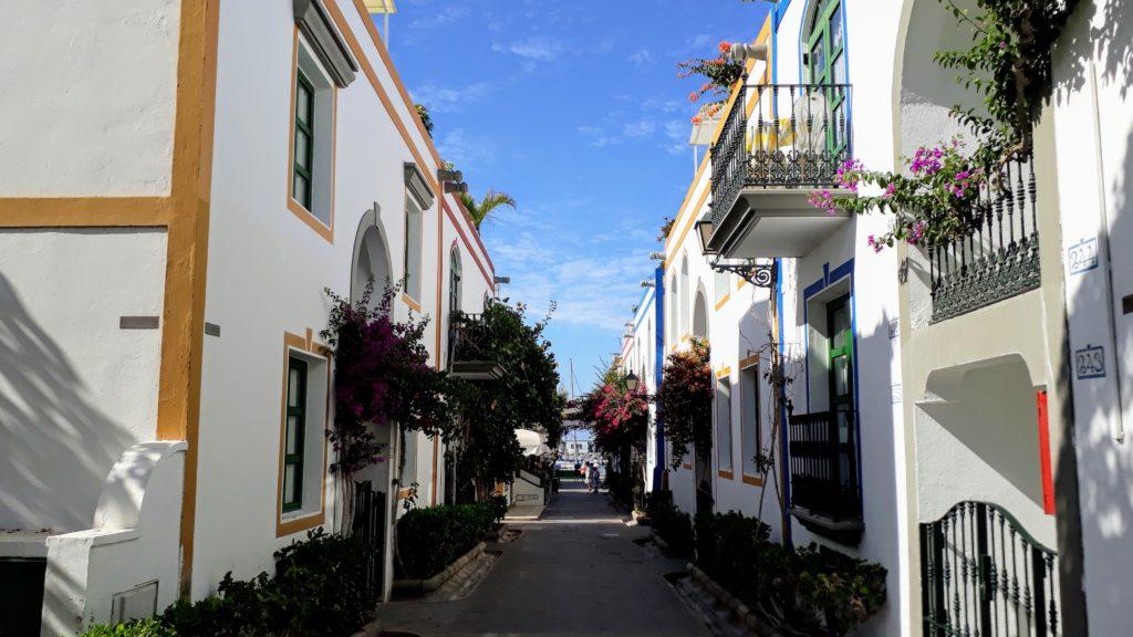 """""""Venecia del Sur"""": Puerto de Mogán en Gran Canaria"""