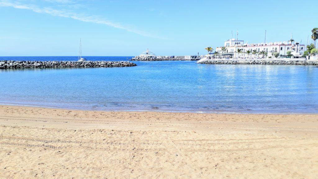 Playa de Puerto de Mogán