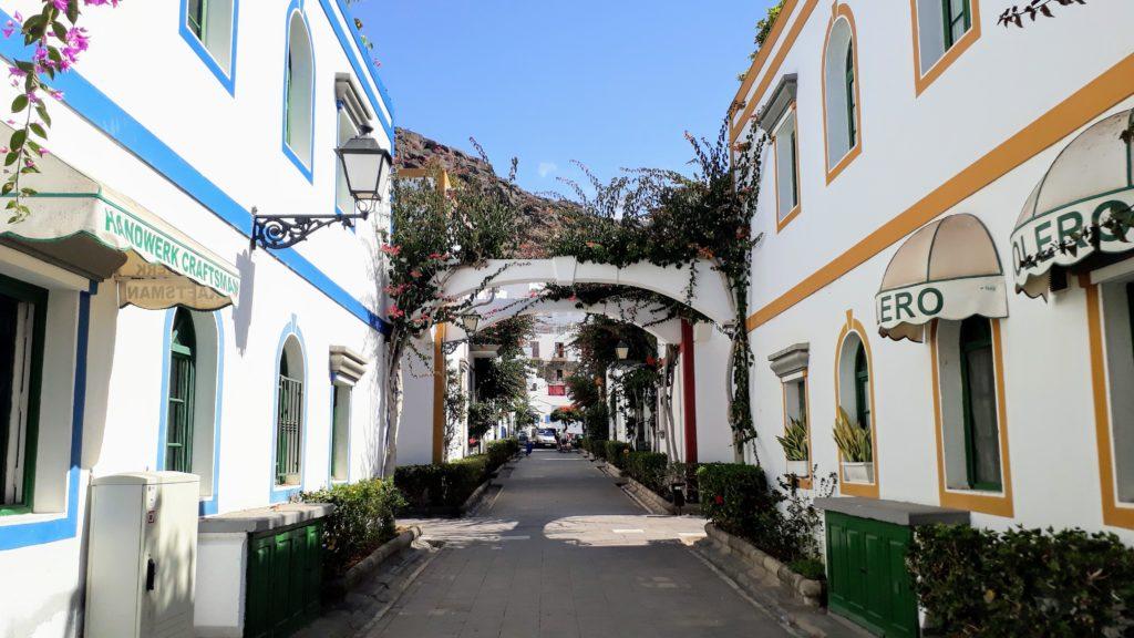 """La """"Venecia del Sur"""": Puerto de Mogán en Gran Canaria"""