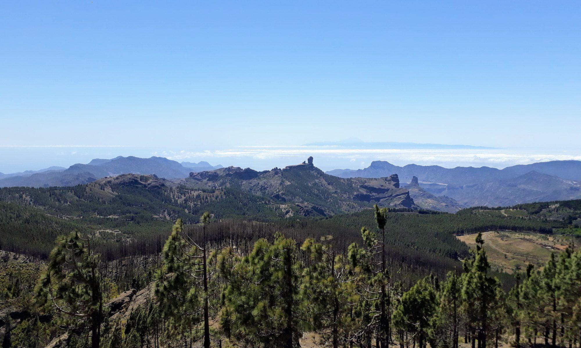 Gran Canaria: Continente en Miniatura