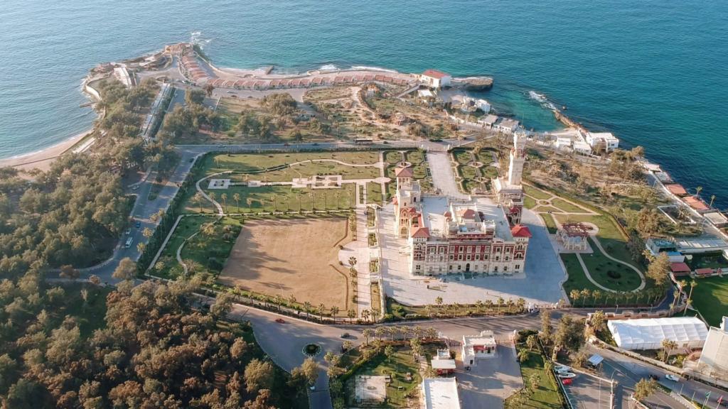 Palacio de Montaza en Alejandría