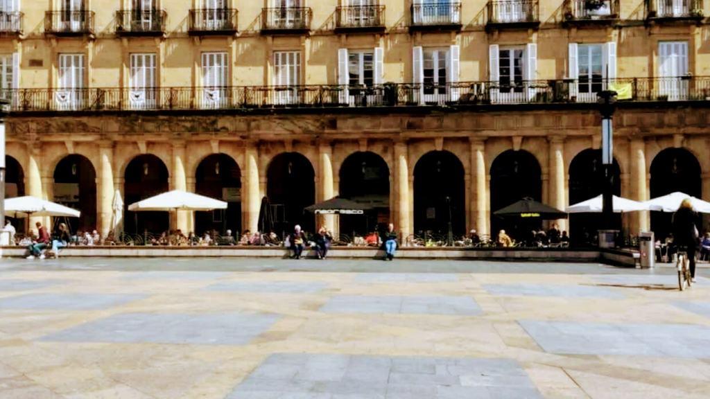Plaza Berria (Plaza Nueva)